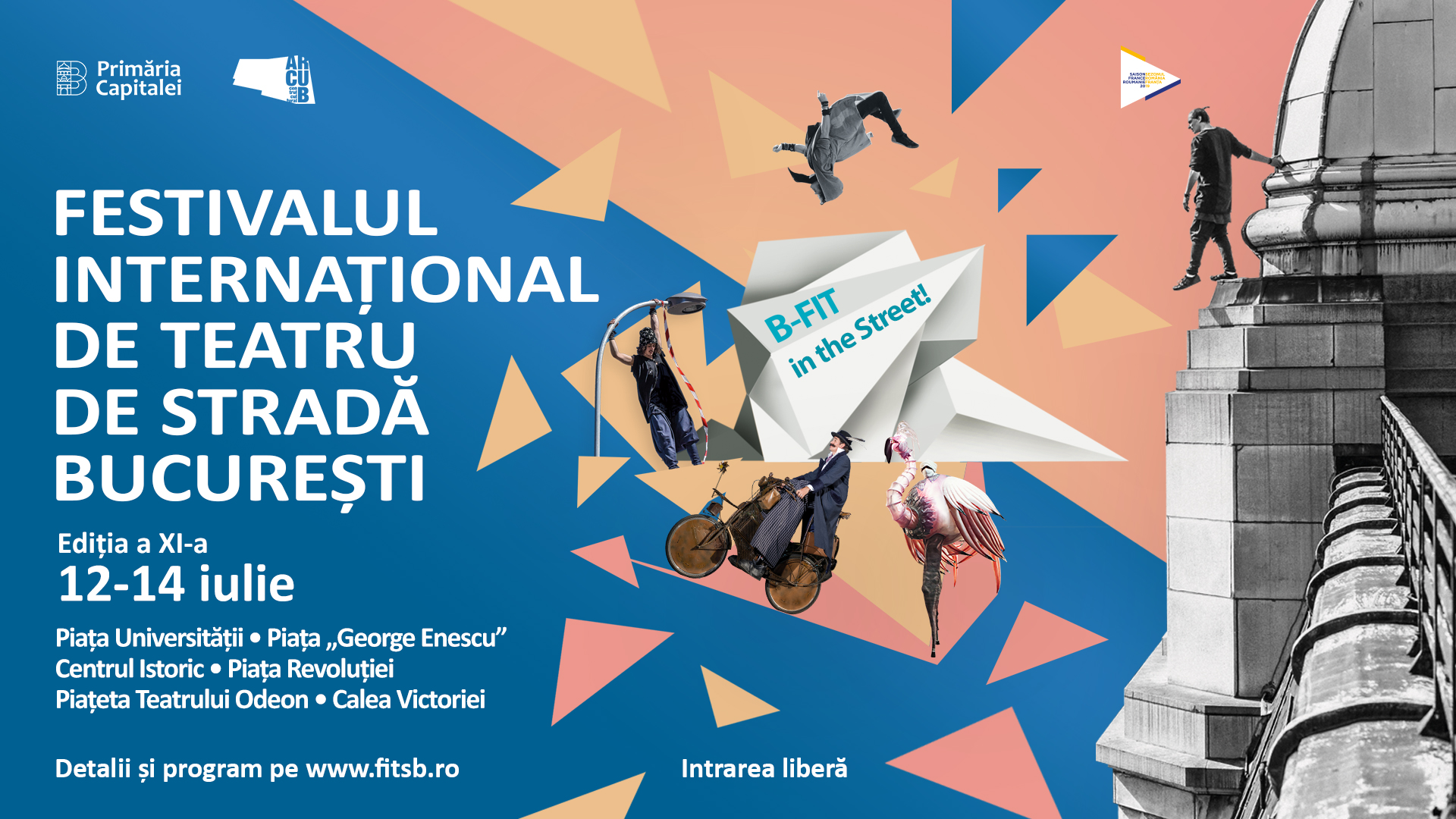festivalul international de teatru de strada